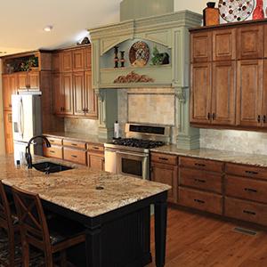 Stone World Nashville Kitchen Counters Remodel
