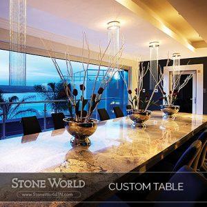 StoneWorld Custom Table