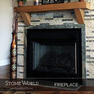 StoneWorld Fireplace
