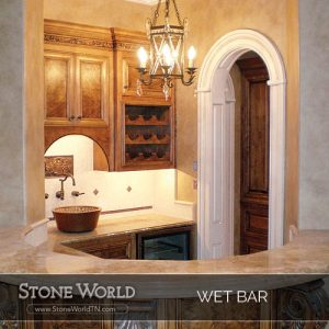 StoneWorld WetBar